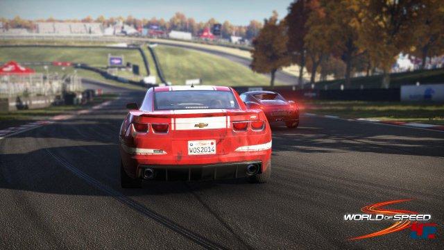 Screenshot - World of Speed (PC)