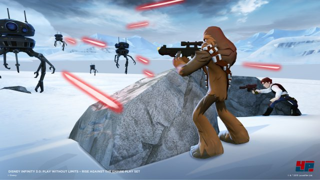 Screenshot - Disney Infinity 3.0: Play Without Limits (360) 92506062