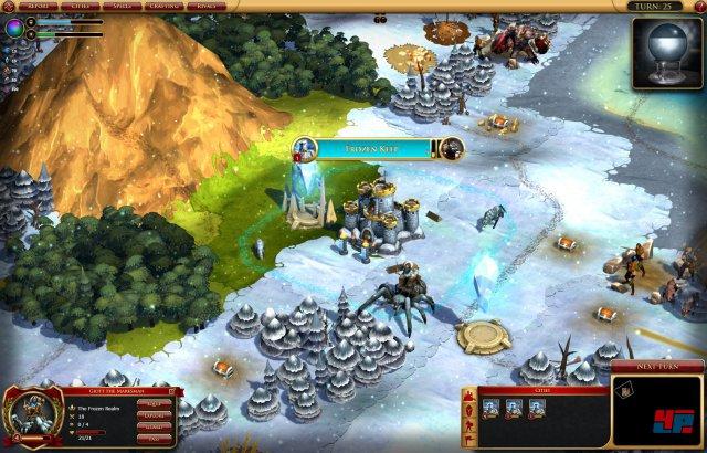 Screenshot - Sorcerer King: Rivals (PC)