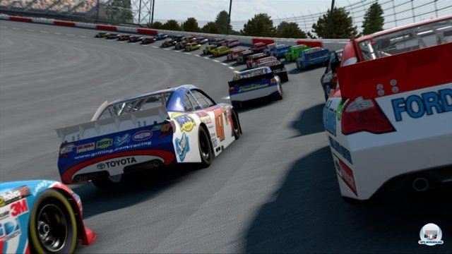 Screenshot - NASCAR The Game: Inside Line (PlayStation3)