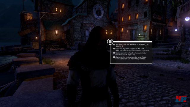Screenshot - Dreamfall Chapters - Book 2: Rebels (PC)