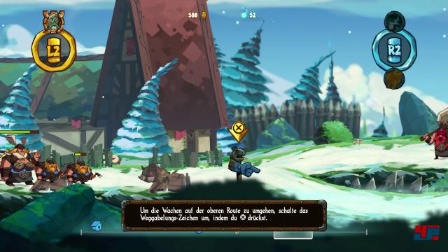 Screenshot - Swords & Soldiers 2 (PS4) 92577599