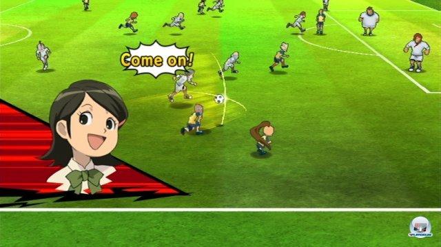 Screenshot - Inazuma Eleven Strikers (Wii) 2394007