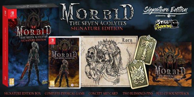 Screenshot - Morbid: The Seven Acolytes (PlayStation4,Switch)