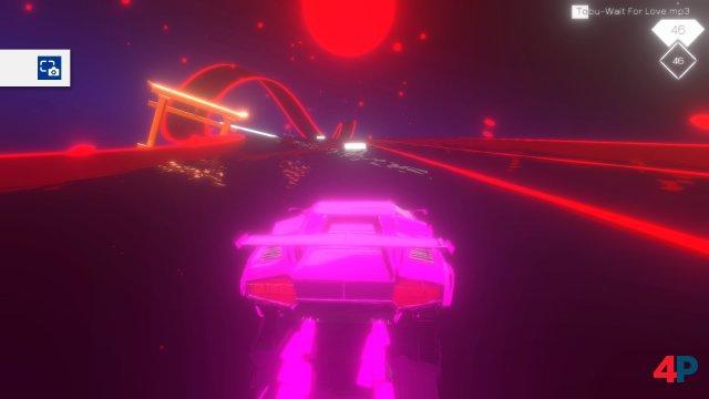 Screenshot - Music Racer (PS4) 92606558