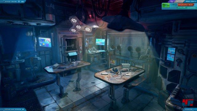 Screenshot - J.U.L.I.A.: Among the Stars (Mac) 92492630