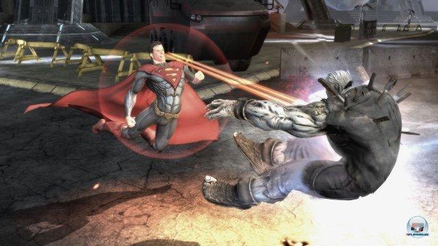 Jeder Kämpfer verfügt über normale Angriffe und für ihn typische Spezialattacken.