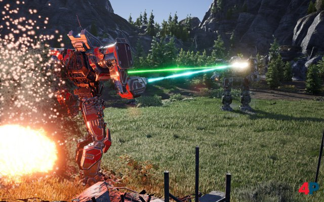 Screenshot - MechWarrior 5: Mercenaries (PC) 92602664