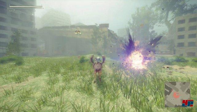 Screenshot - NieR: Automata (PS4) 92540384