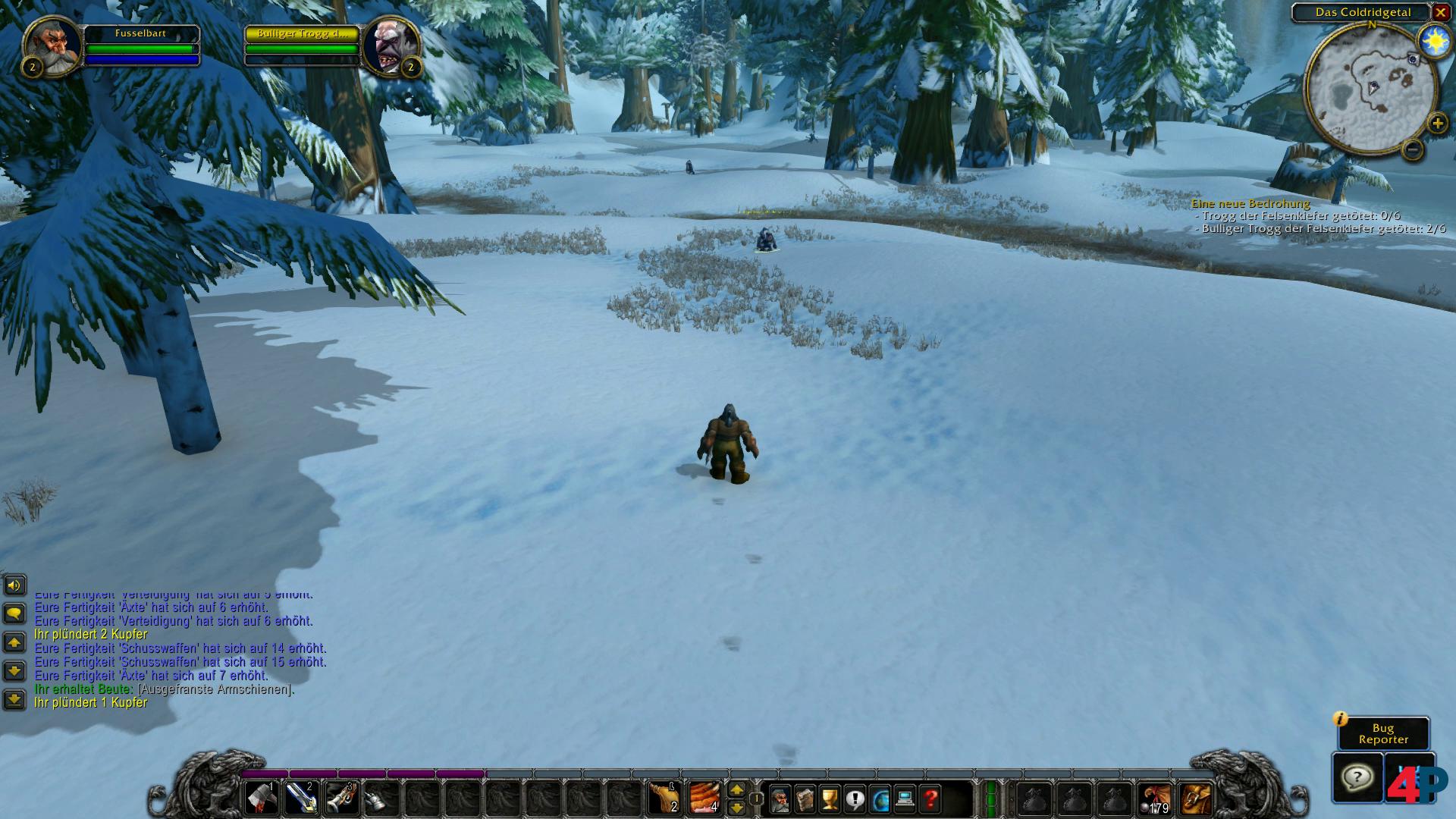 Screenshots zu World of WarCraft Classic: Alles zum