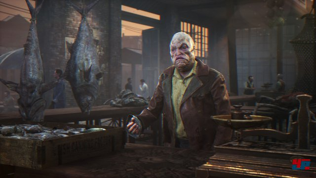 Screenshot - The Sinking City (PC)