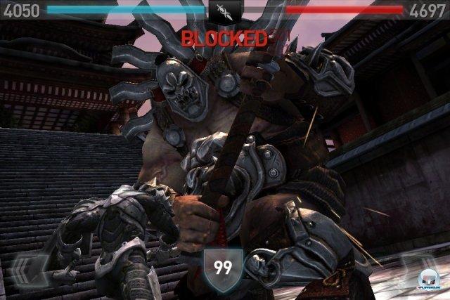Screenshot - Infinity Blade 2 (iPhone) 2296717