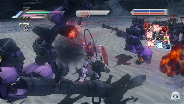 Screenshot - Dynasty Warriors: Gundam 3 (360) 2224304