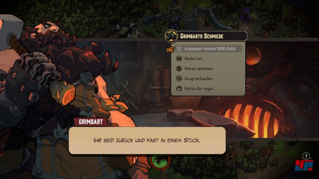 Screenshot - Battle Chasers: Nightwar (PC) 92553694