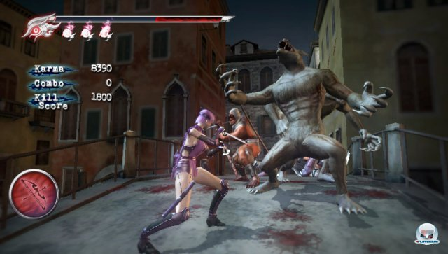 Screenshot - Ninja Gaiden: Sigma 2 (PS_Vita) 92456292