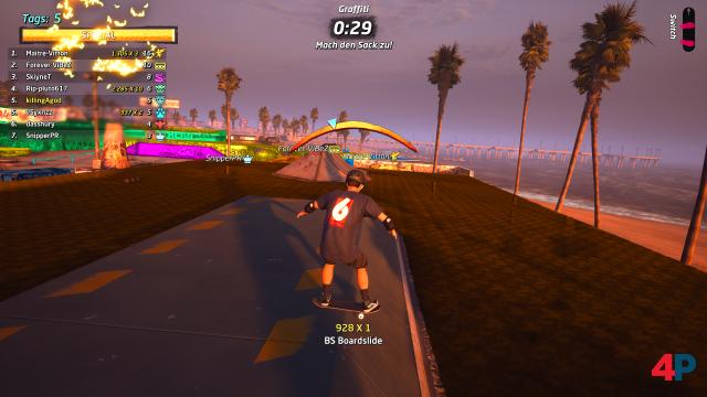 Screenshot - Tony Hawk's Pro Skater 1   2 (PS4)