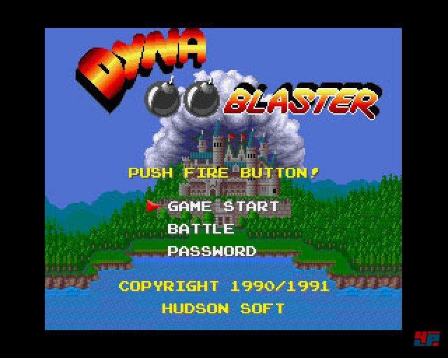 Screenshot - Bomberman - Dynablaster (Oldie) (PC) 92480782