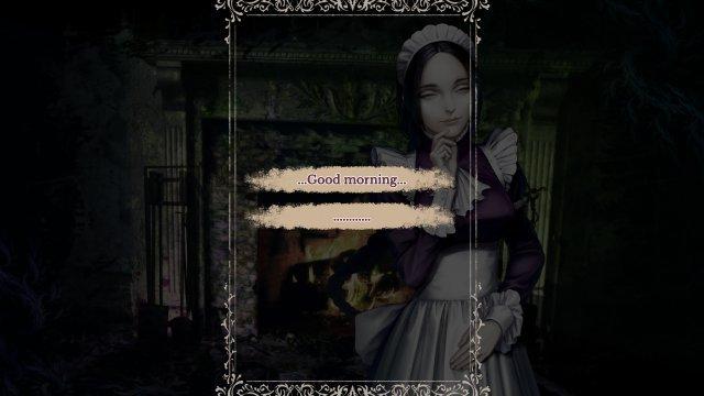 Screenshot - The House in Fata Morgana (Switch)