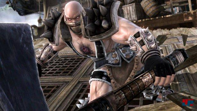 Screenshot - Soul Calibur: Lost Swords (PlayStation3) 92481713