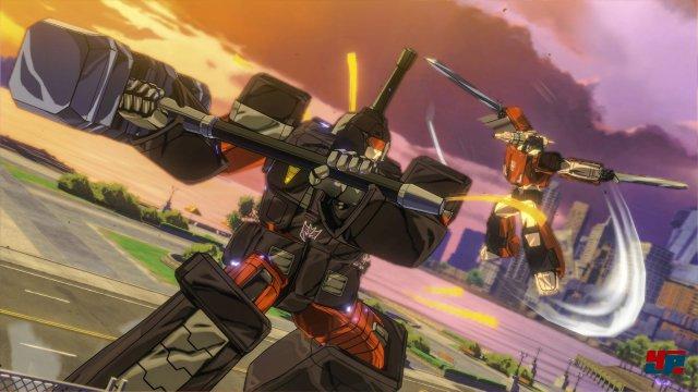 Screenshot - Transformers: Devastation (PC) 92514472