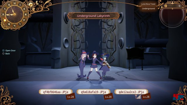 Screenshot - Little Witch Academia: Chamber of Time (PC) 92564383