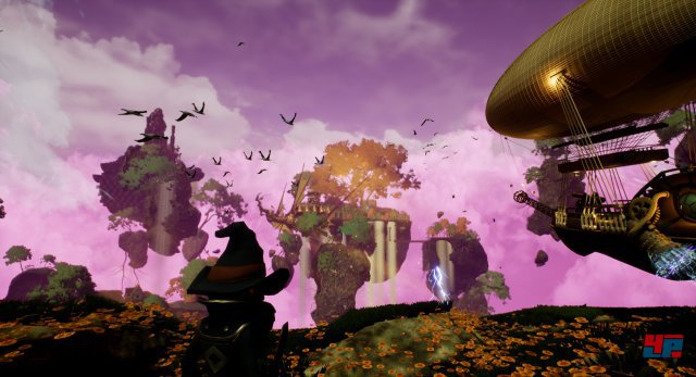 Screenshot - Wild Mage: Phantom Twilight (PC)