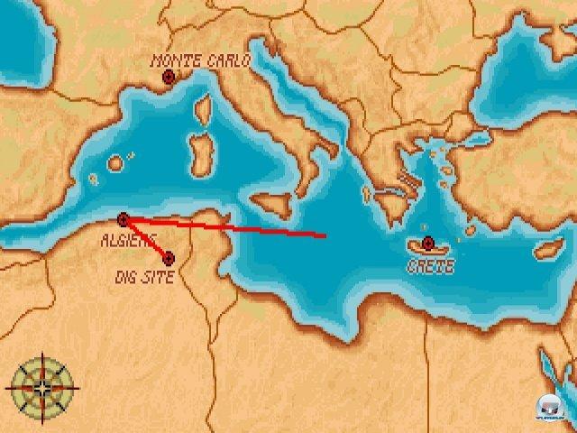 Screenshot - Indiana Jones and the Fate of Atlantis (PC) 2283617