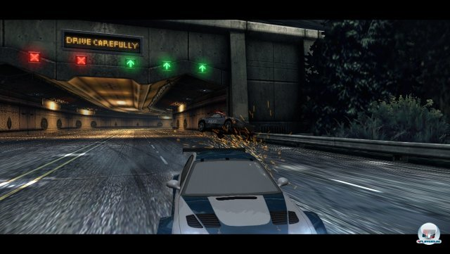 Screenshot - Need for Speed: Most Wanted (iPhone) 92418262
