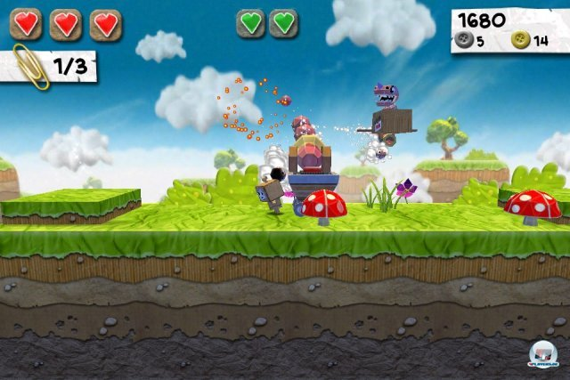 Screenshot - Paper Monsters (iPhone) 2316527