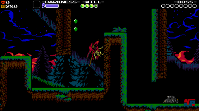 Screenshot - Shovel Knight: Specter of Torment (Linux) 92543217