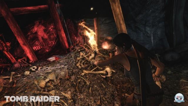 Was hat es mit den Schädeln und Toten in dieser Höhle auf sich?
