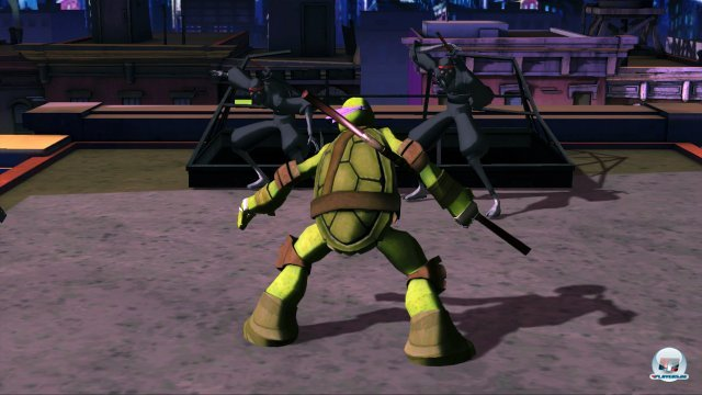 Screenshot - Teenage Mutant Ninja Turtles (360) 92465176
