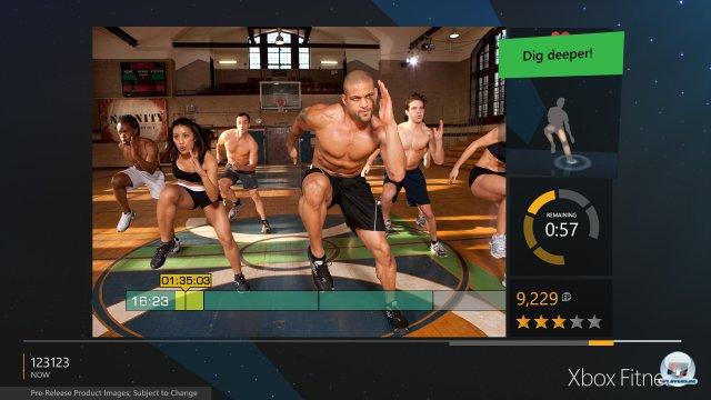 Screenshot - Xbox Fitness (XboxOne) 92469936
