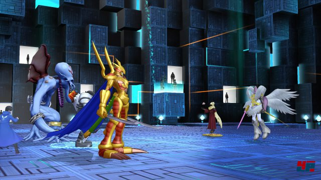 Screenshot - Digimon Story: Cyber Sleuth - Hacker's Memory (PS4) 92542685