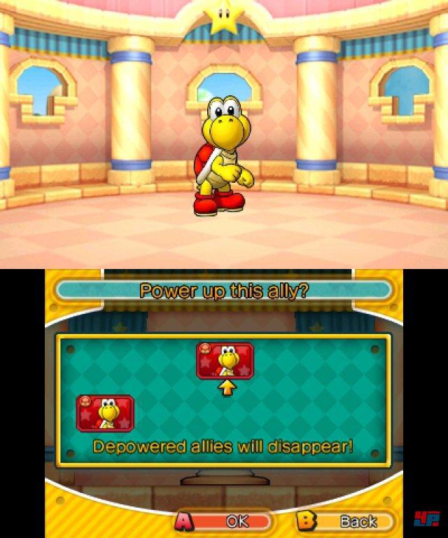 Screenshot - Puzzle & Dragons Z   Puzzle & Dragons Super Mario Bros. Edition (3DS) 92504369