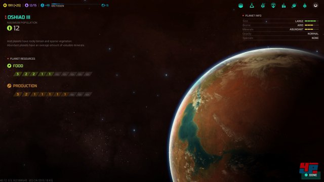 Screenshot - Master of Orion (PC) 92520984