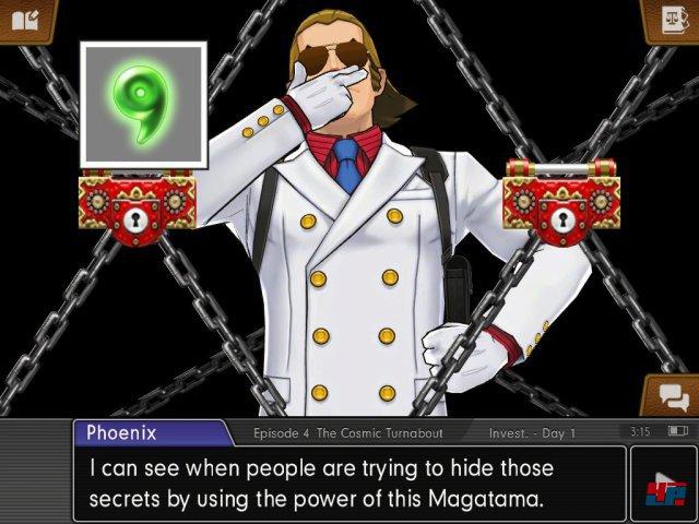 Screenshot - Phoenix Wright: Ace Attorney - Dual Destinies (iPad) 92488606