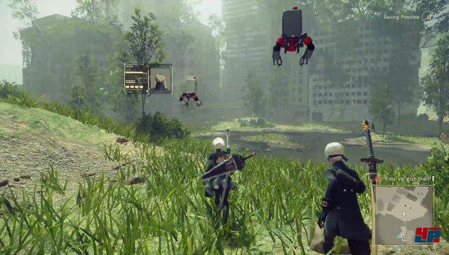 Screenshot - NieR: Automata (PS4) 92540373