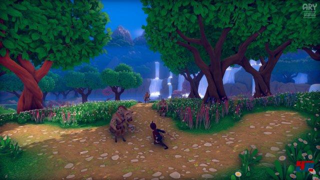 Screenshot - Ary and the Secret of Seasons (PC) 92587209