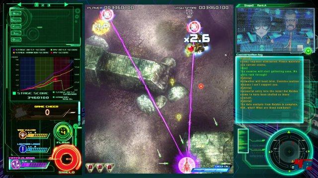 Screenshot - Raiden 5 (XboxOne) 92525995