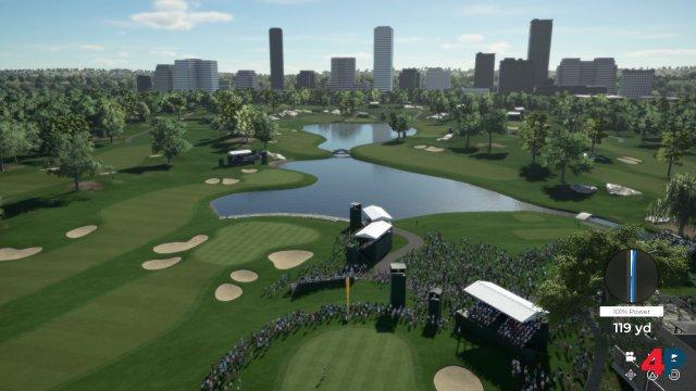 Screenshot - PGA Tour 2K21 (PS4)