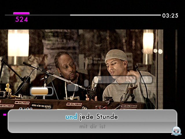 Screenshot - We Sing: Deutsche Hits 2 (Wii)