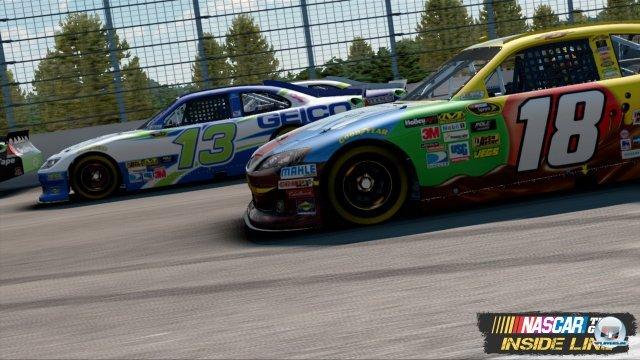 Screenshot - NASCAR The Game: Inside Line (360) 92418552