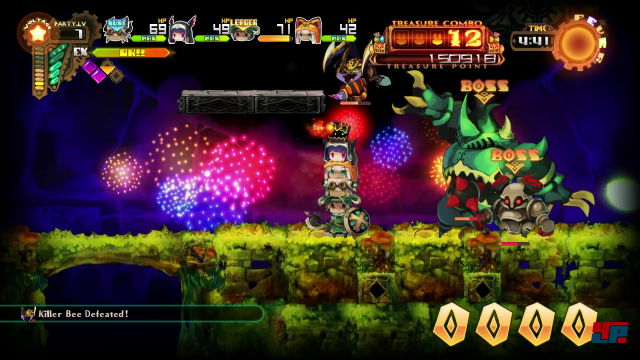 Screenshot - Lapis x Labyrinth (PS4) 92588403