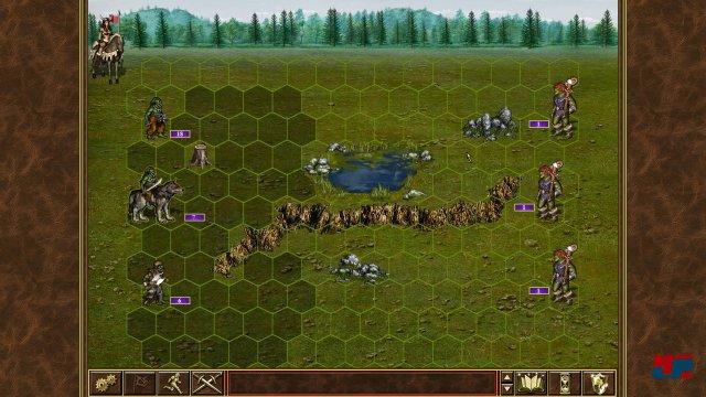 Screenshot - Heroes of Might & Magic 3 - HD Edition (PC)