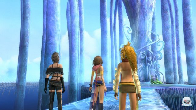 Screenshot - Final Fantasy X-2 (PlayStation3) 92460548
