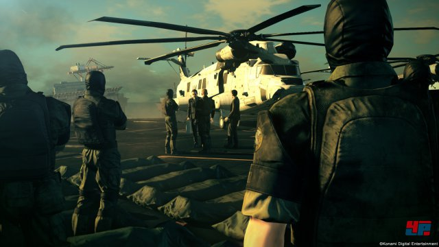 Screenshot - Metal Gear Survive (PC) 92558120