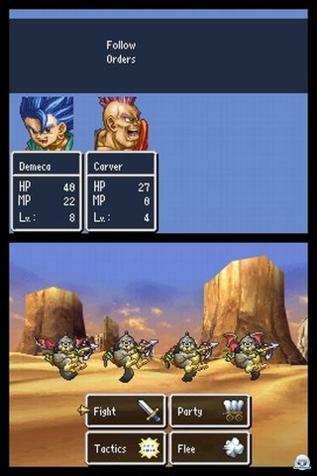 Screenshot - Dragon Quest VI: Wandler zwischen den Welten (NDS) 2216817