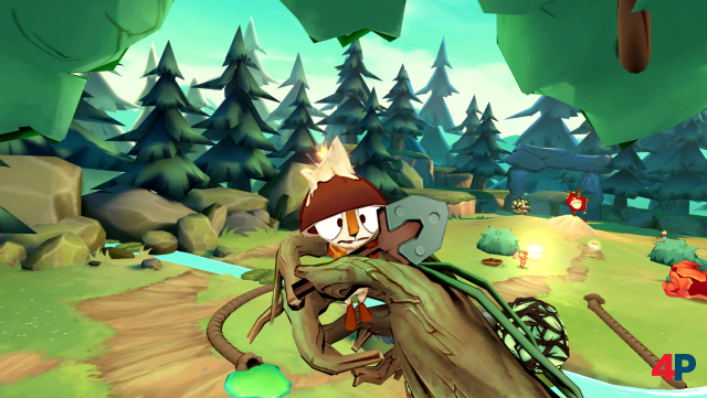 Screenshot - Acron: Attack of the Squirrels! (Android) 92595386