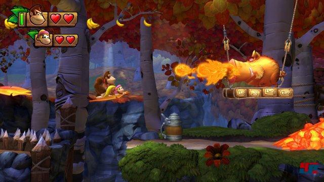 Screenshot - Donkey Kong Country: Tropical Freeze (Wii_U) 92474176